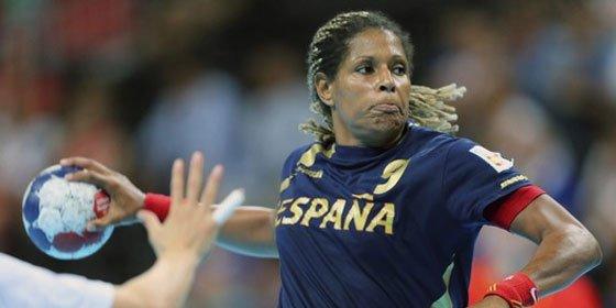 La selección española femenina de balonmano gana el bronce