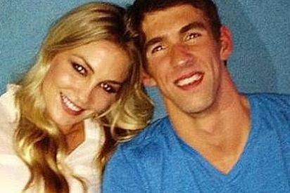 Megan Roosse, la misteriosa novia del 'tiburón' Michael Phelps