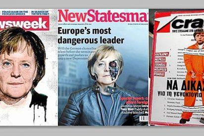 Y por segundo año consecutivo, la mujer más poderosa del mundo es... Merkel