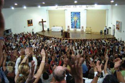 Se abre una iglesia evangélica al día en Argentina