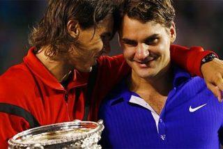 El gran Roger Federer se preocupa por su amigo y rival Rafa Nadal