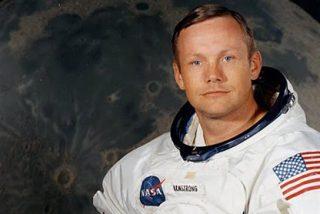 Muere Neil Armstrong, el primer hombre que pisó la Luna