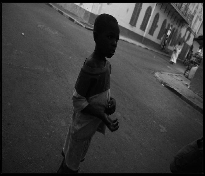 """Pequeños mendigos"" en Etiopía"