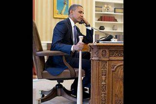 La foto de Barack Obama que tiene cabreados a los turcos