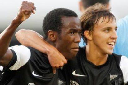 El camerunés Olinga, de 16 años, el goleador más joven de la Liga BBVA