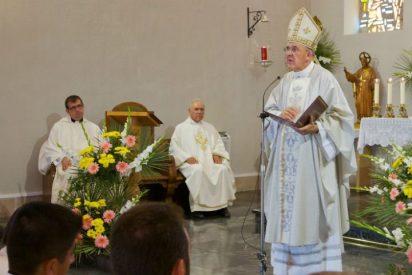 """Osoro invita a """"hacer presente el rostro de Cristo entre los más necesitados"""""""