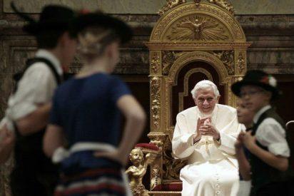 Fiesta bávara en Castel Gandolfo en honor al Papa
