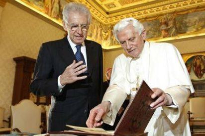 El Papa y Monti debaten sobre el futuro de la Unión Europea