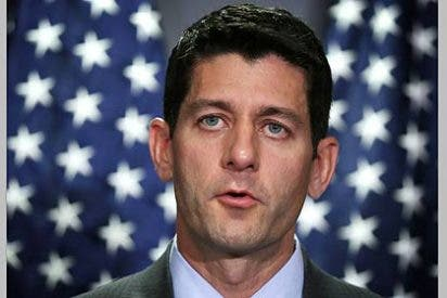 Paul Ryan es el candidato republicano a la vicepresidencia de EEUU