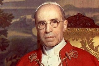 ¿Una campaña contra Pío XII?