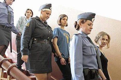 Las Pussy Riot apelarán su condena a dos años de cárcel