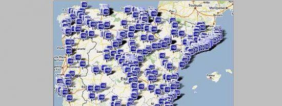Los diez radares de carretera que más multas ponen en España