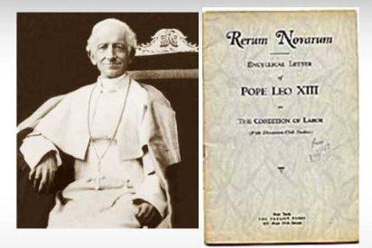 El alcalde de Merinaleda y León XIII