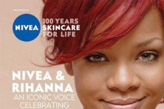 La multinacional 'Nivea' despide a Rihanna por demasiado sexy