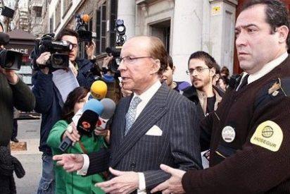 Detienen en su casa a Ruiz-Mateos un día antes de declarar en el juzgado de Palma