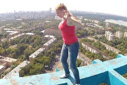 La rusa sin vértigo que 'rompe' todos los records de visitas en YouTube