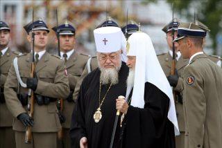 Histórica visita del patriarca ortodoxo de Moscú a Polonia