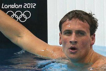 """Lochte confiesa que orina en la piscina olímpica: """"Sólo en el calentamiento"""""""