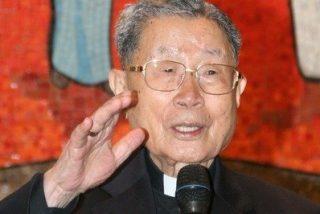 Muere el cardenal taiwanés Paul Shan