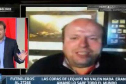 """Salvador Sostres, en 'Futboleros': """"Guardiola es un tipo muy frío y muy calculador. Es un político, no un entrenador de fútbol"""""""