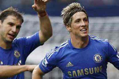 Fernando Torres brilla provocando un penalti provocado y con un golazo