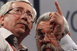 Los sindicatos plantean un referéndum para deslegitimar al presidente Rajoy