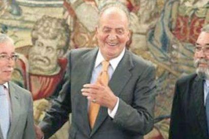 Y por qué no también un referéndum para retirar los privilegios a los sindicatos, preguntó el Rey a Toxo y Méndez