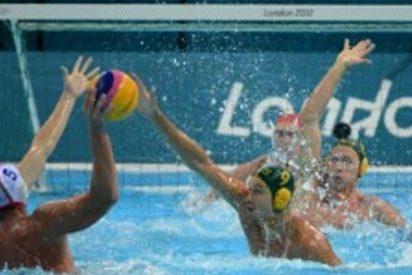 España golea en waterpolo a Australia y tiene ya en el punto de mira a Grecia