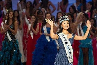 China organiza el concurso Miss Mundo 2012 y hace coronar a su candidata