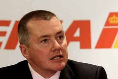 """Willie Walsh: """"La reestructuración inminente de Iberia incluirá pérdida de empleos"""""""