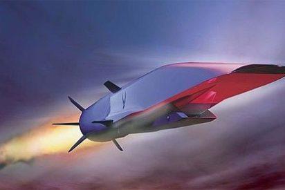 El Pentágono pone a prueba el avión supersónico X-51A WaveRider