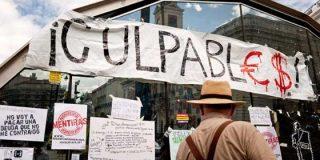 La prensa progresista lo tiene claro: desalojar a okupas del 15-M es abuso policial
