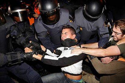 La Policía entró en Atocha el 25-S porque estaban destrozando el mobiliario