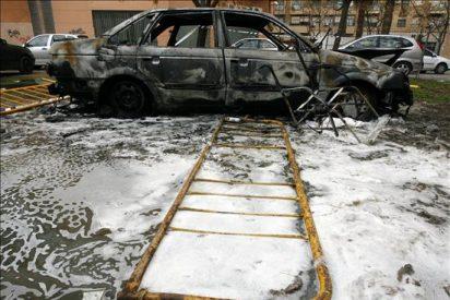 Un año de libertad vigilada al menor que quemó el coche del alcalde de Sóller