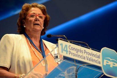 El juez estudia citar a Rita Barberà a petición de Manos Limpias