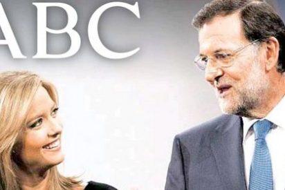 Rajoy enamora a la prensa de derechas: María Casado, cautivada en ABC