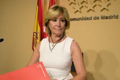 Ceberio desconfía de la retirada de Aguirre y la acusa de utilizar su cáncer para que no la critiquen