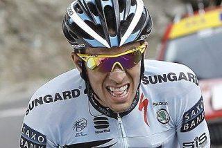 Un ataque épico de Contador revienta a 'Purito' y le coloca líder de La Vuelta