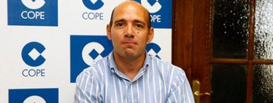"""Joseba Larrañaga (COPE): """"Hacer radio también tiene una carga de presión. Juan Antonio Alcalá ha decidido tomarse un respiro, así que vamos a dejarle descansar y que se relaje"""""""