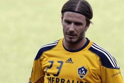 David Beckham no puede usar el retrete sin una tapa especial