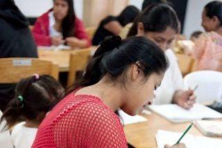 La alfabetización de los pueblos es garantía de paz