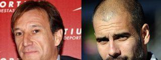 """El ex jugador del Real Madrid y el Betis Alfonso Pérez Muñoz ajusta cuentas con su ex compañero Pep Guardiola: """"¿Se alegrará de los éxitos de la Selección? Ya tengo mis dudas"""""""