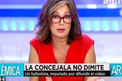 Ana Rosa le saca los colores a El Mundo por dar lecciones de periodismo sobre el 'caso Yébenes'