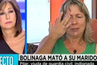 """La indignación de una víctima de Bolinaga: """"Estoy defraudada con el PP, prometió que cumplirían las penas íntegras"""""""