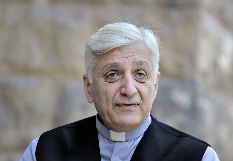 """Obispo caldeo: """"El consuelo del Papa ha llegado hasta Aleppo"""""""
