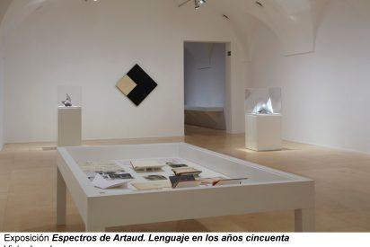 Espectros de Artaud en el Reina Sofía