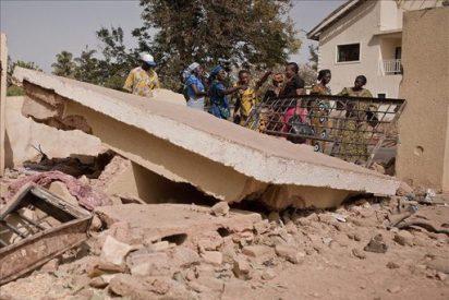 Al menos tres muertos y 46 heridos en un atentado contra una iglesia en Nigeria