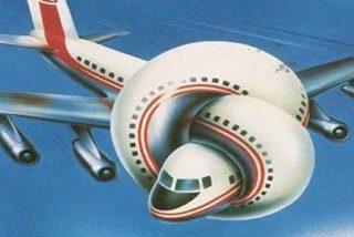 ¿Sabe usted qué pasajeros se suelen salvar en un accidente de avión?