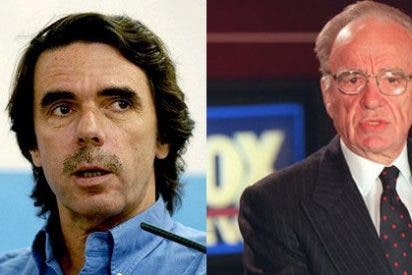 Murdoch le sube el sueldo a Aznar un 7,6%, hasta los 198.000 euros