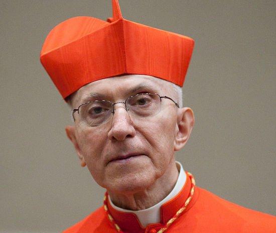 Pésame del Papa por la muerte del cardenal Baldelli